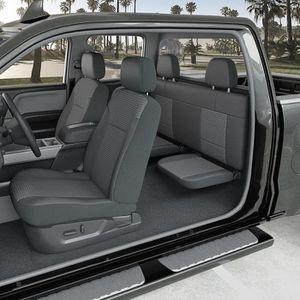 DBS Housse sur Mesure pour Toyota Hilux Xtra Cabine de Octobre 2005 ? Janvier 2011