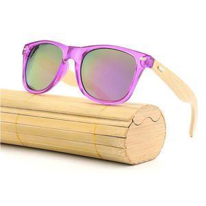 677e1d8a59e277 LUNETTES DE SOLEIL Nouveau lunettes de soleil en bambou bois bois hom