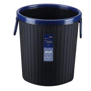 poubelles plastique rondes achat vente pas cher. Black Bedroom Furniture Sets. Home Design Ideas