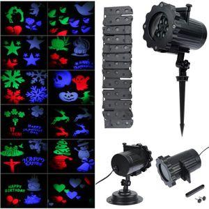 Projecteur led exterieur noel etoiles achat vente projecteur led exterieur noel etoiles pas for Projecteur laser lumiere noel