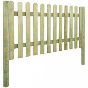 demi panneau en bois achat vente demi panneau en bois pas cher soldes d s le 10 janvier. Black Bedroom Furniture Sets. Home Design Ideas