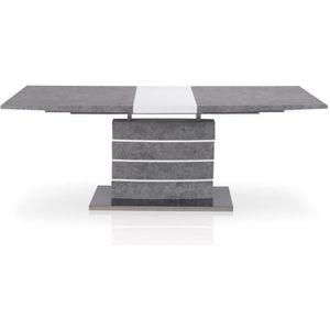 console extensible table extensible bilma effet bton