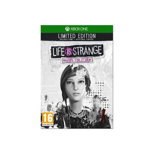 JEU XBOX ONE Life is Strange Before the Storm Limited Edition X