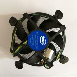VENTILATION  Getek  Cooler Ventilateur pour Intel Core i3 i5 i7