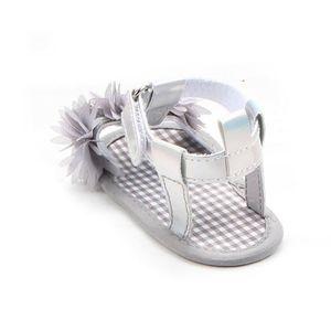 BOTTE Toddler enfants filles bébé camélia fleur mode princesse sandales simples chaussures@BlancHM F0fqorOed
