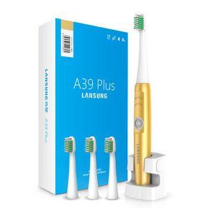 BROSSE A DENTS ÉLEC Langsung rechargeable Brosse à dents électrique Ch