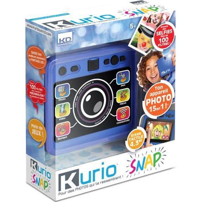 KURIO SNAP Appareil Photos et Selfies