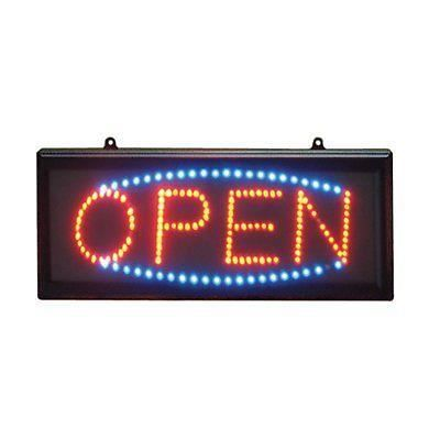 LAMPE NEON ENSEIGNE LUMINEUSE LED OPEN COMMERCE MAGASIN - Achat ...