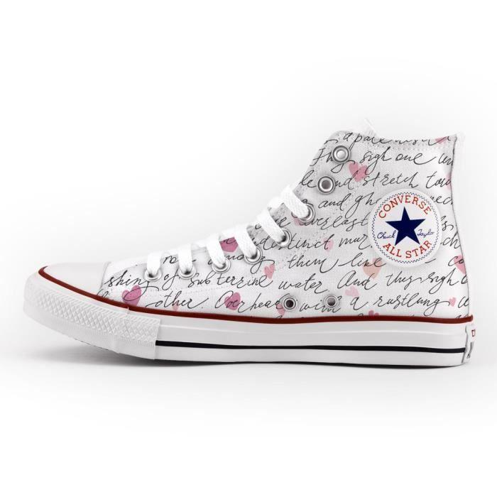 Chaussure Converse Femme Personnalisée Converse One Star