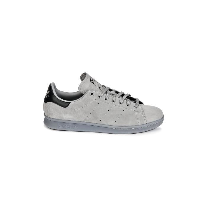 Adidas Originals Stan Smith S80031 Baskets Gris