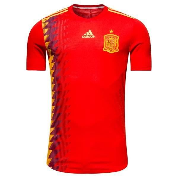 Espagne maillot de foot domicile coupe du monde 2018 prix pas cher cdiscount - Derniere coupe du monde foot ...
