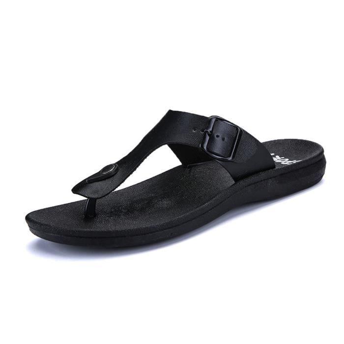 Plage Mode Chaussures Tongs Sandale Été Occasionnels Hommes D'été Pantoufles nwYqq0BZ