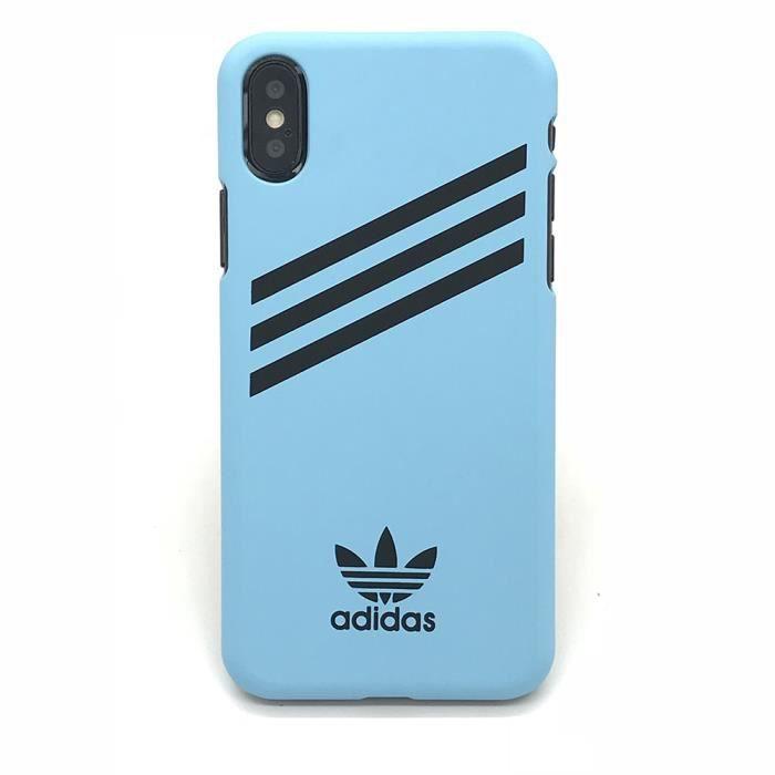 coque iphone x bleu ciel