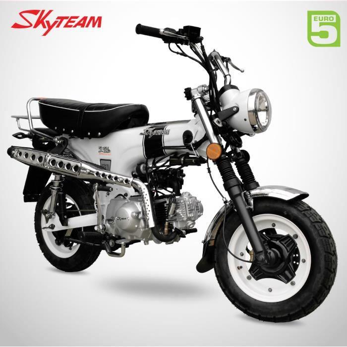 Pourquoi moto 125