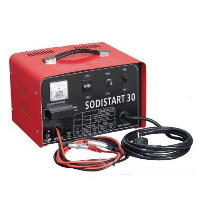 CHARGEUR DE BATTERIE Chargeur de batteries 12-24V 30A Sodistart 30 Sodi