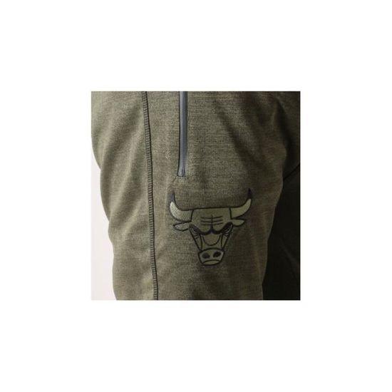 33577da3f54a3 Pantalon NBA Chicago Bulls New Era Engineered Fit Jogger Vert pour Homme  Multicolor - Achat   Vente casquette - Soldes  dès le 9 janvier ! Cdiscount