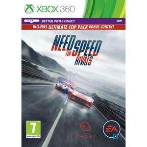 JEUX XBOX 360 NEED FOR SPEED  RIVALS - EDITION LIMITÉE - X360