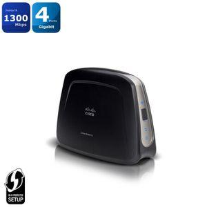 Linksys connecteur multimédia sans fil AC WUMC710
