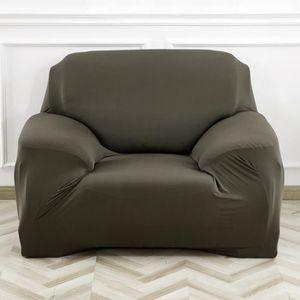 housse canape extensible gris achat vente pas cher. Black Bedroom Furniture Sets. Home Design Ideas
