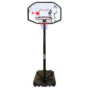 PANIER DE BASKET-BALL New Port Panier de basket sur pied réglable 200-30