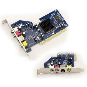 CARTE D'ACQUISITION  Carte de décompression Vidéo PCI VOD - Chipset DRA