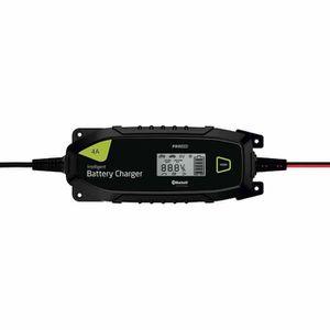 CHARGEUR DE BATTERIE Chargeur batterie 6/12V 4A+lithium+bluetooth