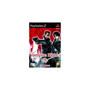 JEU PS2 Third Party - Vampire Night Occasion [ PS2 ]