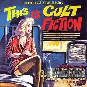 CD MUSIQUE DE FILM - BO Various (Pulp Fiction / Avengers / Twin Peaks) [CD
