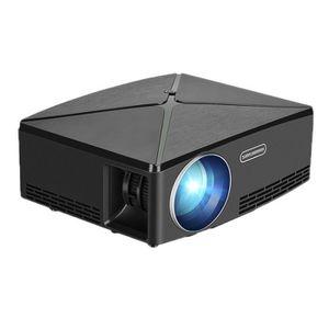 Vidéoprojecteur C80 Projecteur de théâtre HD à DEL portable 1280 x