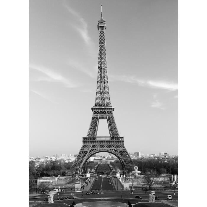 Papier Peint La Tour Eiffel photo, papiers peints de photos, 183x254 ...