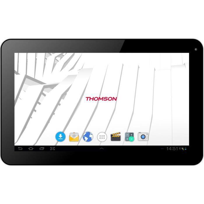 THOMSON Tablette Tactile - Ecran 10