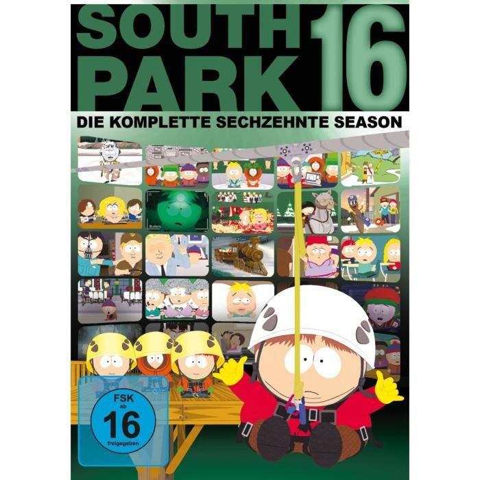 DVD FILM DVD - South Park: S16 Amaray [Import anglais]