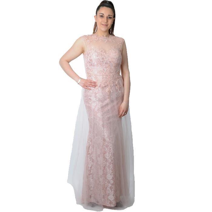 ☼ELEN☼ Robe longue VERA & JUSTINE - Ref : 7435