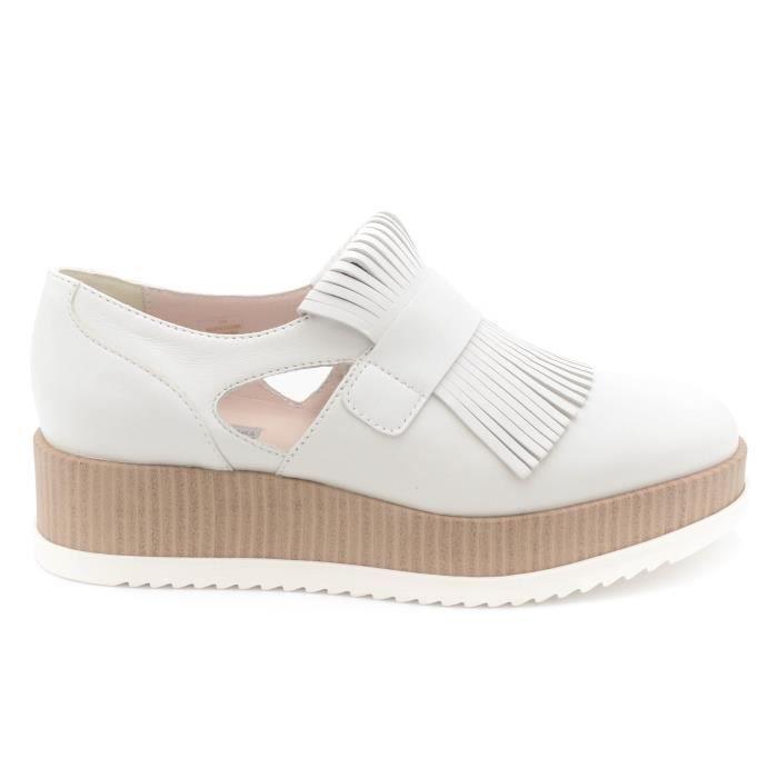 Tosca Blu Sneaker femme art.SS1707S122 blanc T. 39