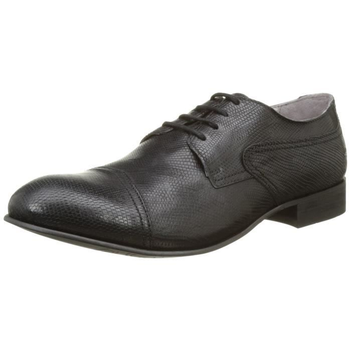 DERBY Fly London Safi945fly Derbys hommes 3X4QL8 Taille-