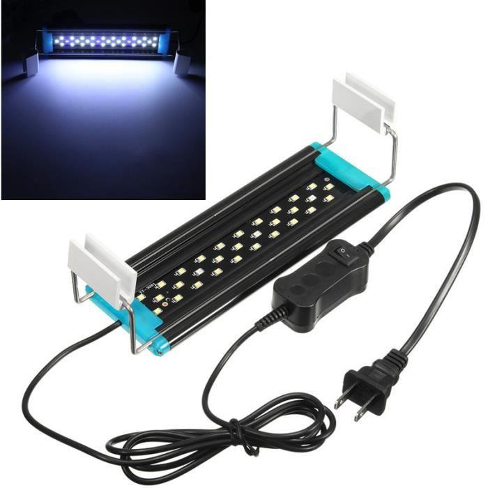ÉCLAIRAGE LAVENT 18.5cm Lampe éclairage led pour aquarium 4W