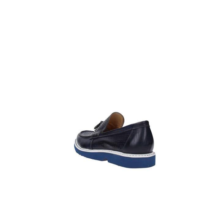 Henry Lobb Lace Shoes Homme Blue