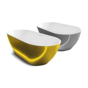 Baignoire solid surface achat vente baignoire solid for Baignoire 150x75