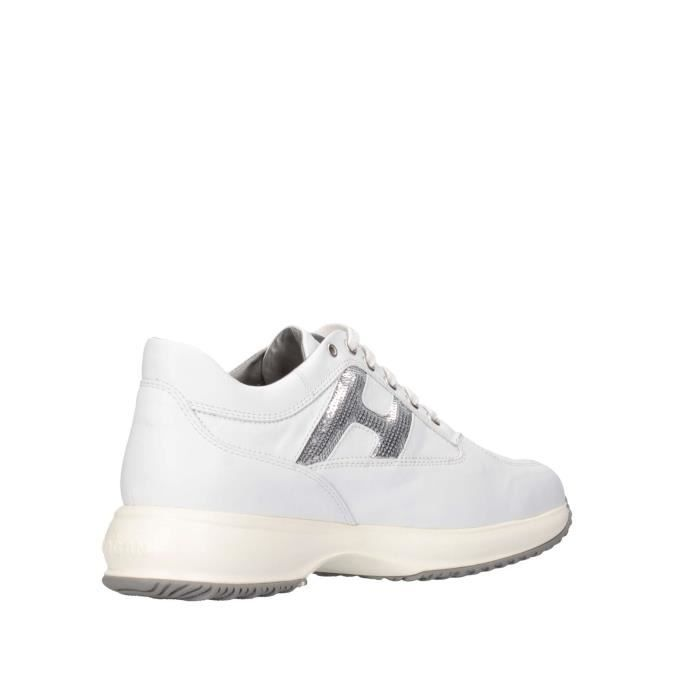 Hogan Junior Basket Enfant Blanc, 40