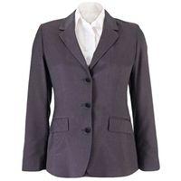 Veste tailleur femme grise