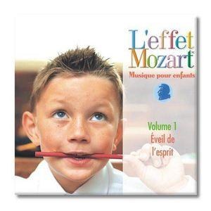 CD COMPTINES - ENFANTS Musique Pour Enfants 1: Eveil De L'Esprit