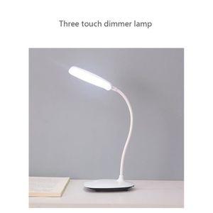 LAMPE A POSER Dimmable LED lampe de bureau avec USB port de char