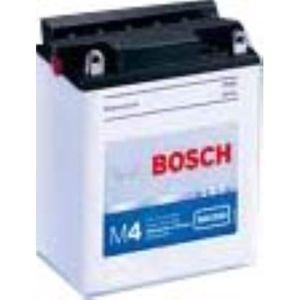 BATTERIE VÉHICULE Batterie moto Bosch 12V 9 Ah 80 A Réf: 0092M4F270