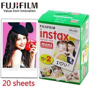 PELLICULE PHOTO Fujifilm INSTAX Mini Film Instantané 20 Feuilles P