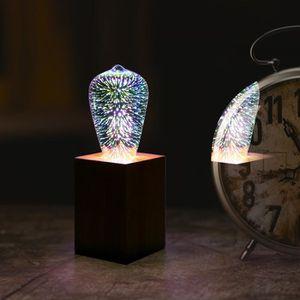 6W E27 3D Ampoule Filament LED 85V 265V Lampe Décorative Colorée G95 Pour  Maison Bar Fête   Achat / Vente Ampoule   Led   Cdiscount