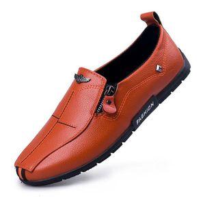 CHAUSSURES MULTISPORT chaussures de sport pour homme en cuir basses