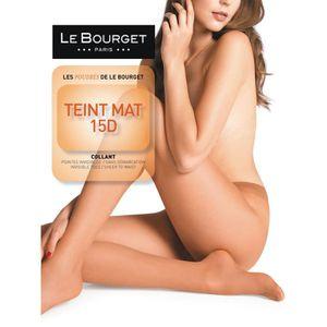 COLLANT Collant Le Bourget TEINT MAT 15D bronzé