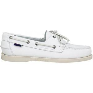 CHAUSSURES BATEAU Chaussures bateaux SEBAGO Docksides Portland cuir