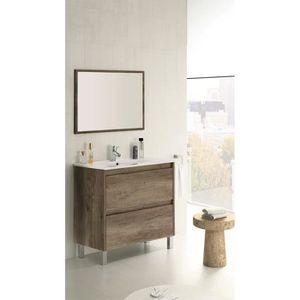 meuble salle de bain avec vasque 80 cm achat vente meuble salle de bain avec vasque 80 cm. Black Bedroom Furniture Sets. Home Design Ideas