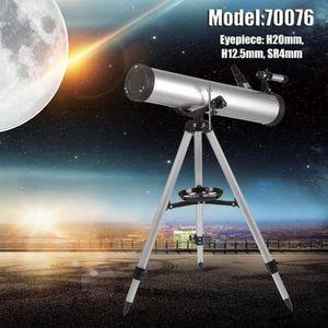 TÉLESCOPE OPTIQUE 700x76mm Télescope astronomique extérieur vision n